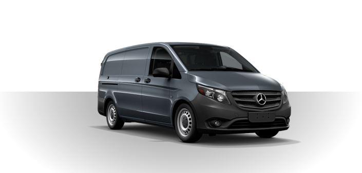2019 Mercedes-Benz Metris Cargo Van flint gray