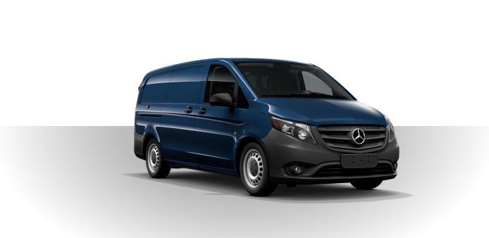 2019 Mercedes-Benz Metris Cargo Van pocket blue