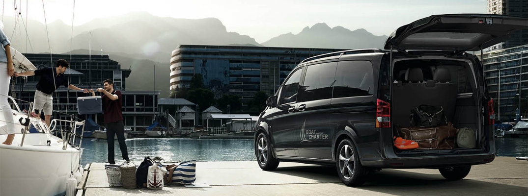 2018 Mercedes-Benz Metris WORKER Passenger Van by water