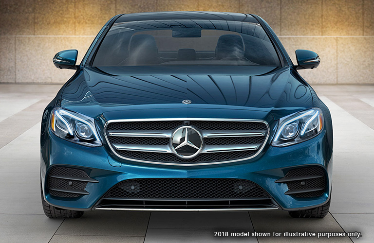 2020 mercedes-benz e 450 4matic sedan specifications at a glance