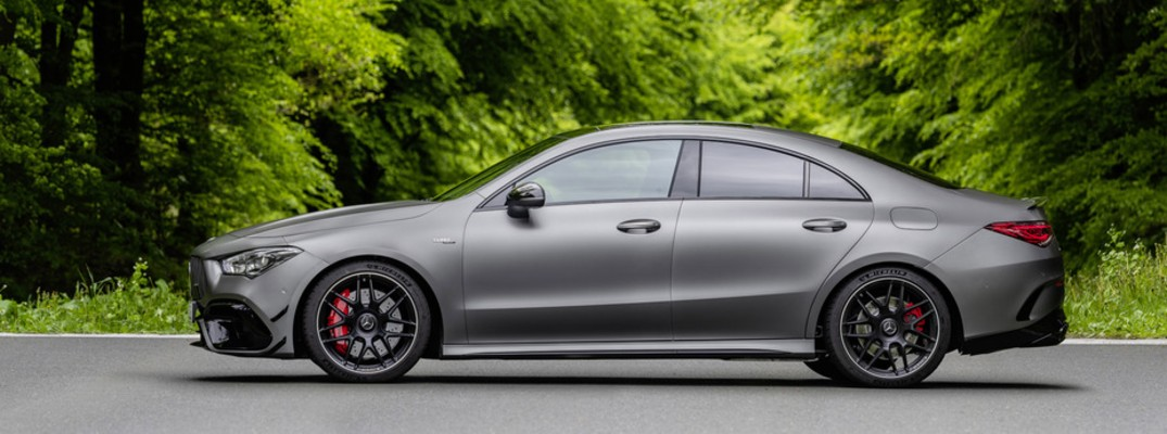 2020 Mercedes-AMG CLA 45 Coupe Photo Gallery