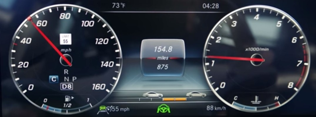 What is Mercedes-Benz Active Distance Assist DISTRONIC ®?