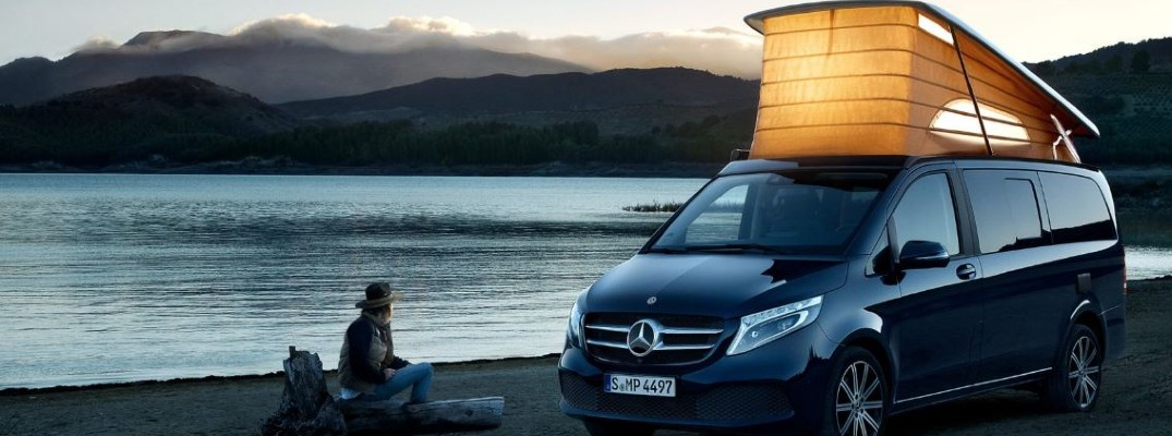 Does Mercedes-Benz Sprinter off a camper van?