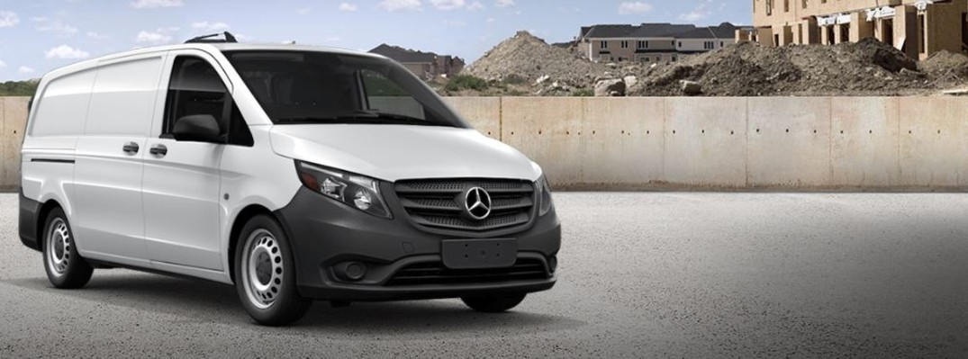 2020 Mercedes-Benz Metris Cargo Van Performance Specifications