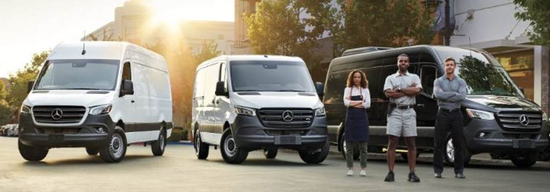 Vans for small business owners near
