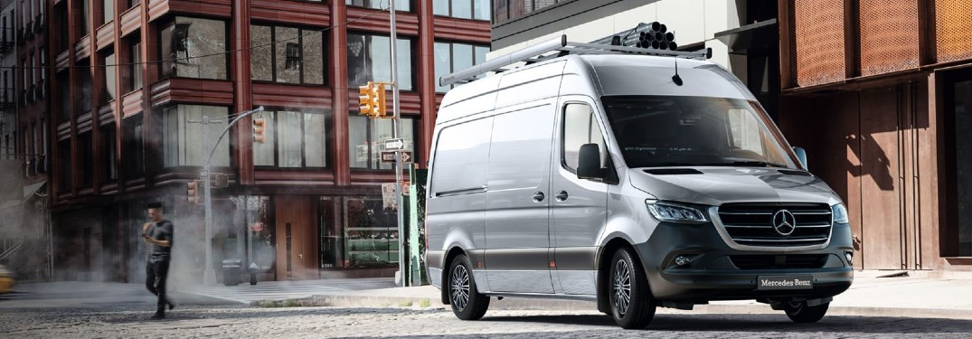 2020 Mercedes-Benz Metris Van model fuel rating comparison
