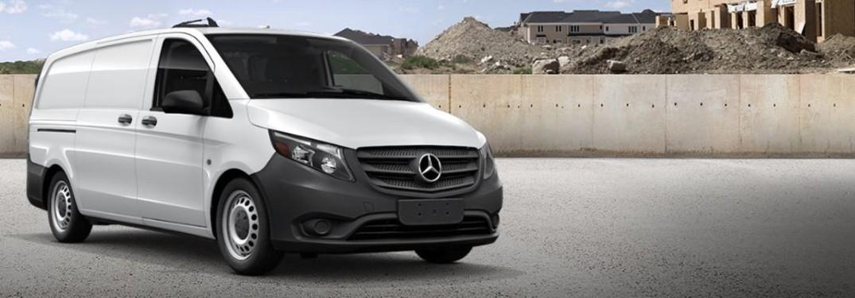 2020 Mercedes-Benz Metris Worker Passenger Van Cost Efficiency