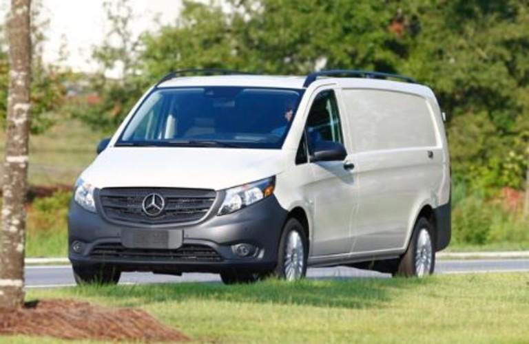 2020 Mercedes-Benz Metris Cargo Van front view
