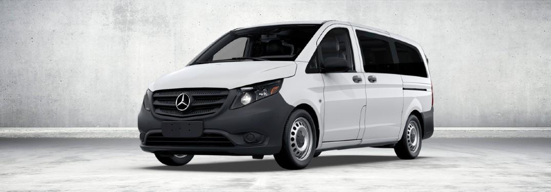 2021 Mercedes-Benz Metris Passenger Van front view