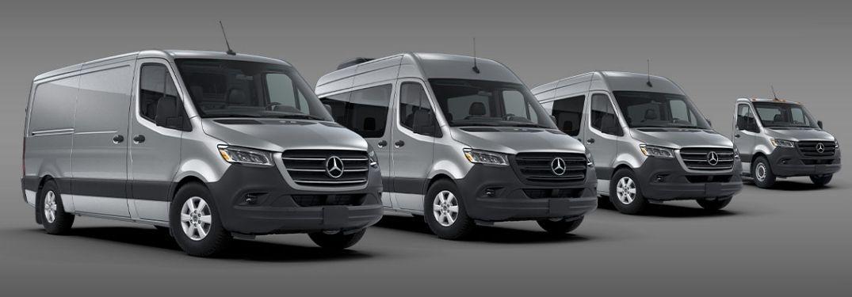 2021 Mercedes-Benz Sprinter vs 2021 Mercedes-Benz Metris: A Comparison Guide