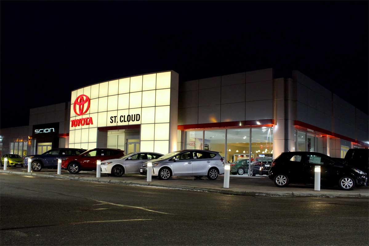 Toyota Dealers Near Me >> Toyota Dealers Archives St Cloud Toyota