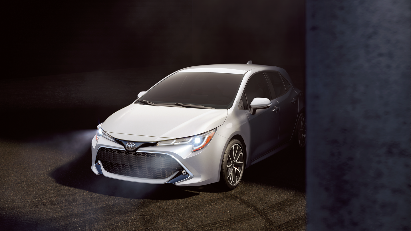 What To Expect In The 2019 Toyota Corolla St Cloud Toyota