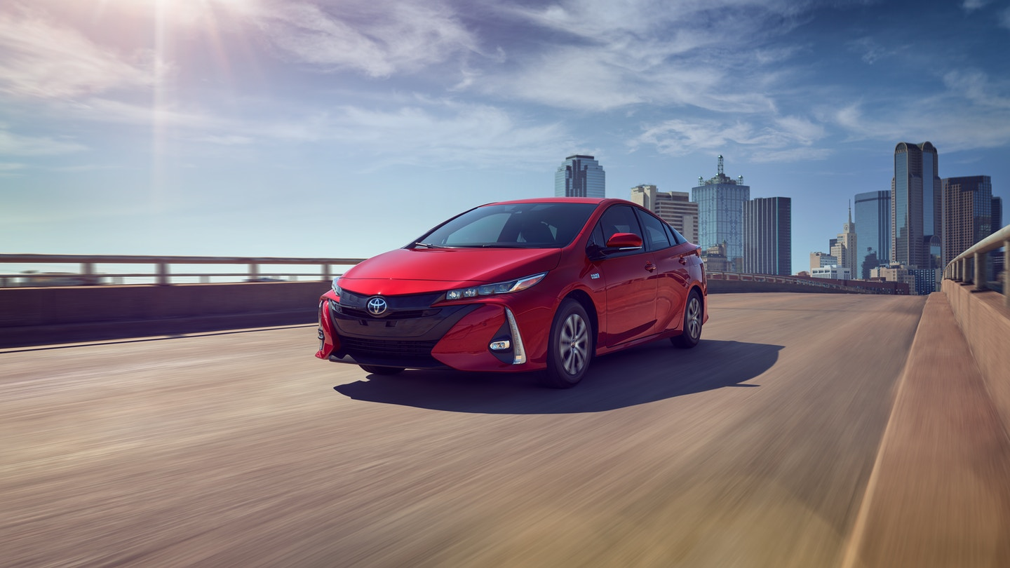 Everything You Need to Know About the 2020 Toyota Prius Prime near St. Cloud, MN
