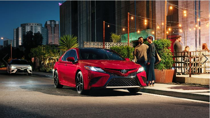 How to Stay Hot This Winter Inside the 2020 Toyota Camry