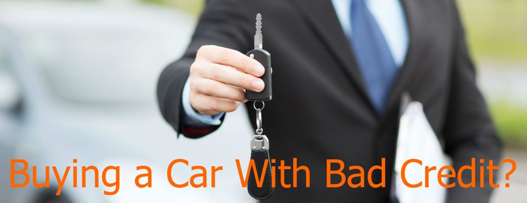 Can I buy a Car with a low credit score