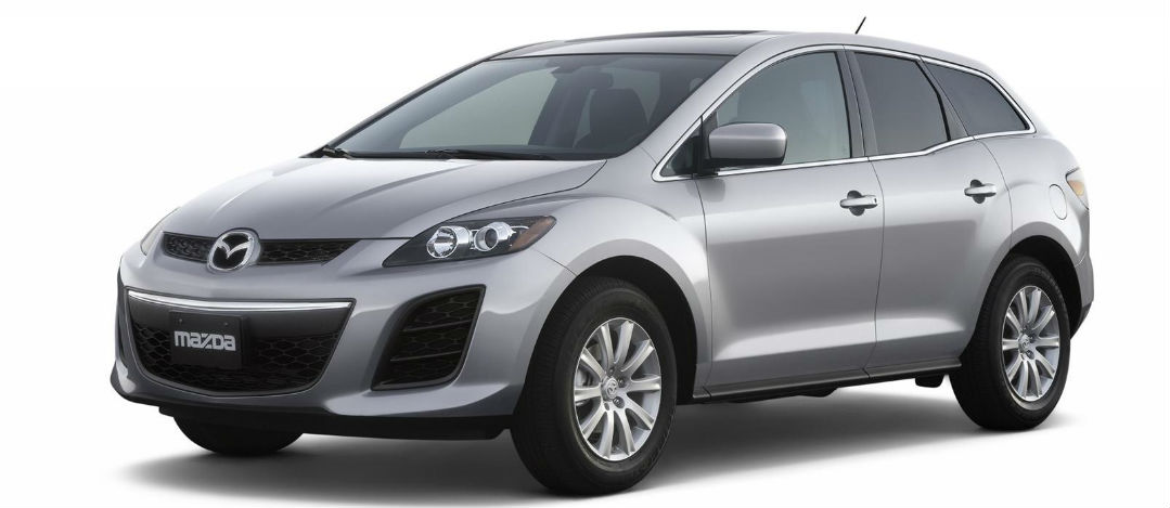 Is there a new Mazda CX-7