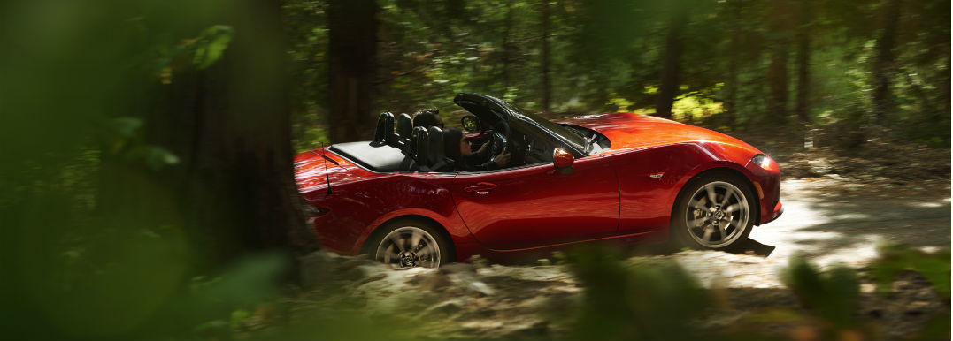 What is the 2016 Miata MPG?