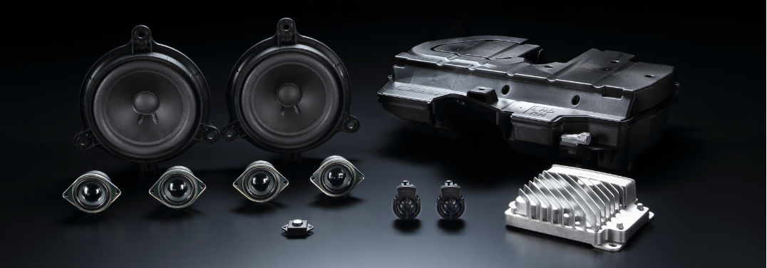 Bose Audio System In Mazda Cx 5