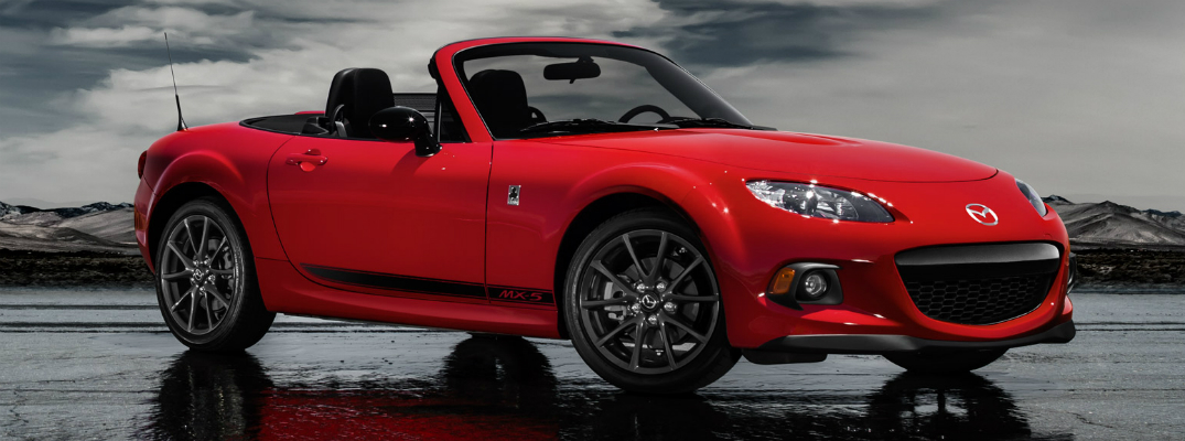 MX-5 Miata 2016 Car and Truck of the Year Nominees