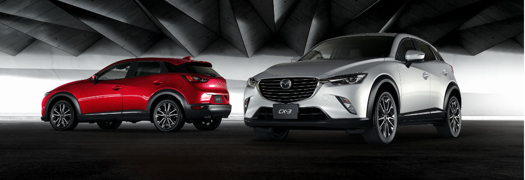 What's the mpg for mazda cx3?