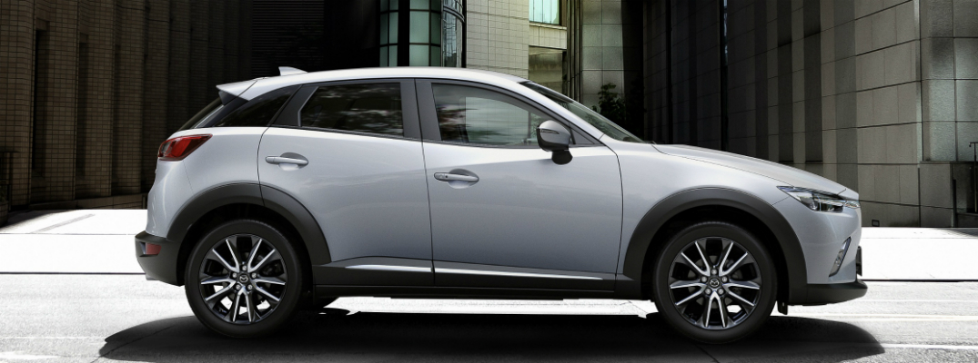 what are the 2016 mazda cx-3 trim options
