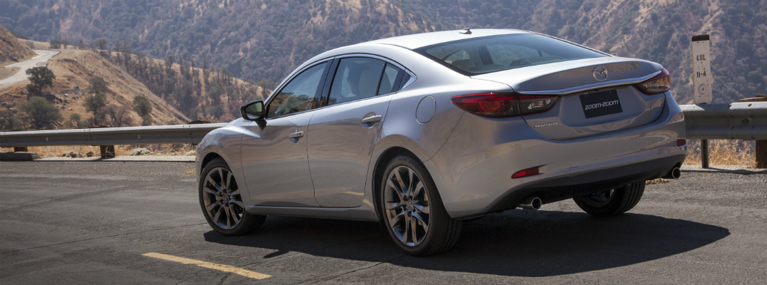 safety features in the 2016 mazda6 and cx-5