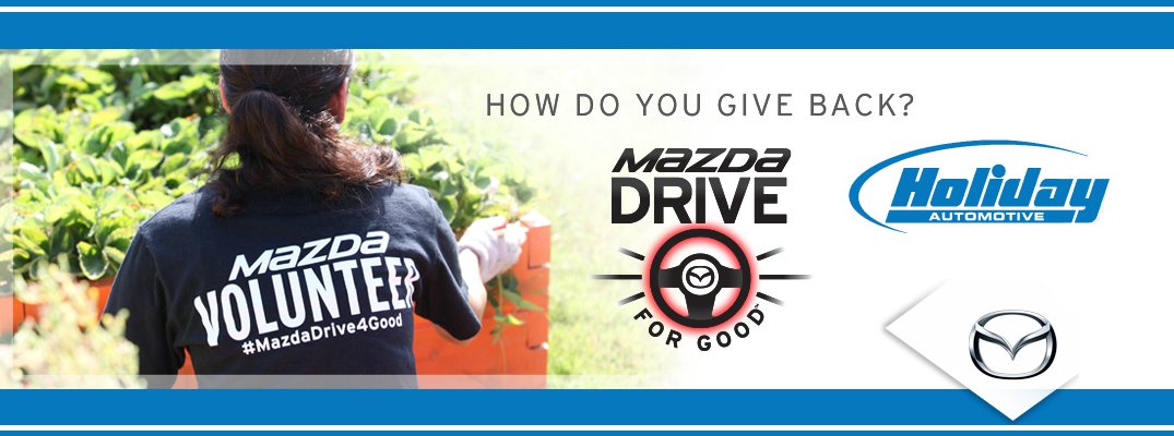 2015 mazda drive for good event