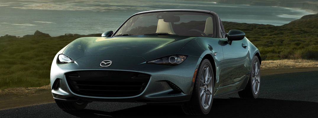 What colors does the 2016 MX-5 Miata Come In?