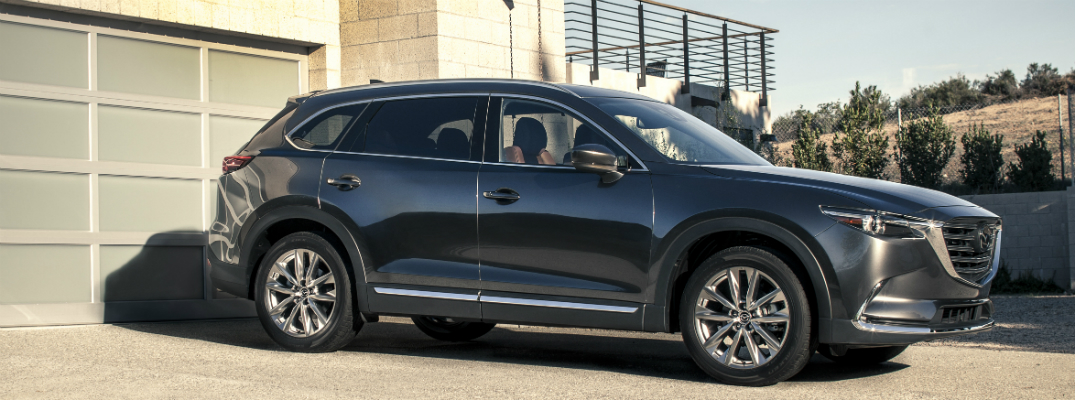When is the 2016 Mazda CX-9 Coming Out