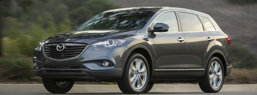 All New Mazda CX-9 is Debuting in November