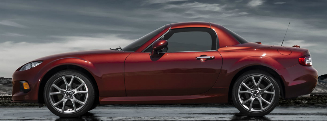 Will there be a Hard Top 2016 Miata?