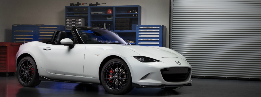 Mazda MX-5 Miata Accessories in Fond du Lac WI