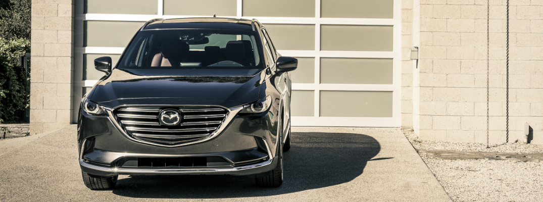 Differences between the 2016 Mazda CX-9 and 2015 CX-9