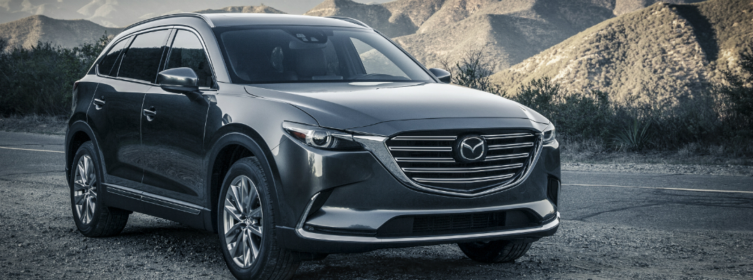 What engine is in the 2016 Mazda CX-9?