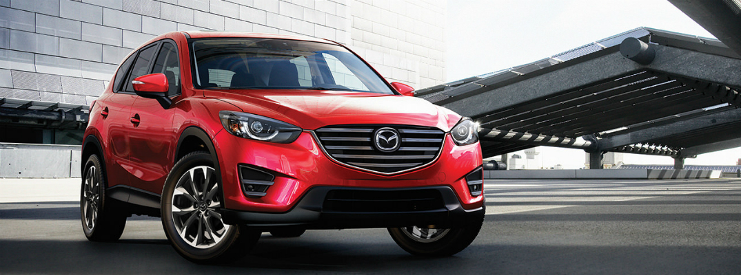 What's new in the 2016 CX-5 Mid-year Update?