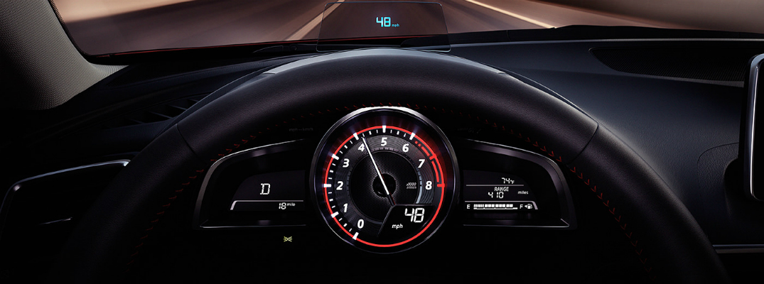 Do you have High RPM on Cruise Control in a Mazda?