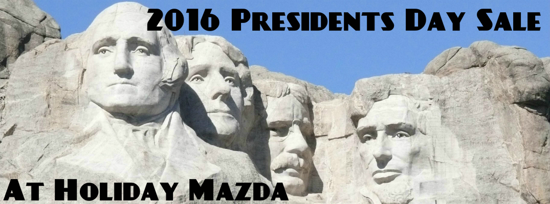 Presidents Day Sales Event on Mazda Vehicles in Wisconsin