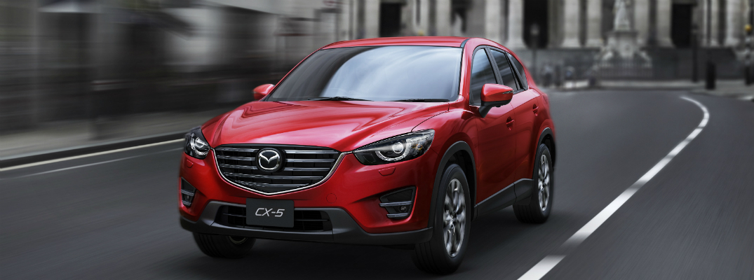 Why is the Mazda CX-5 being recalled