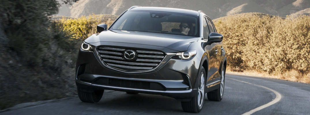 How fuel efficient is the 2016 Mazda CX-9?