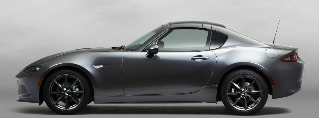 Hardtop Miata RF at the 2016 New York Auto Show