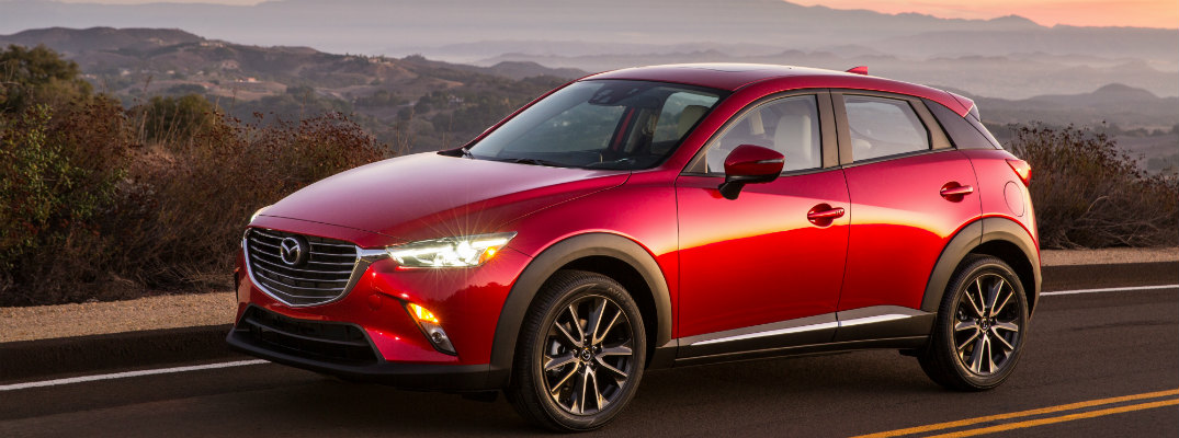 When will the new 2017 Mazda CX-3 come out?