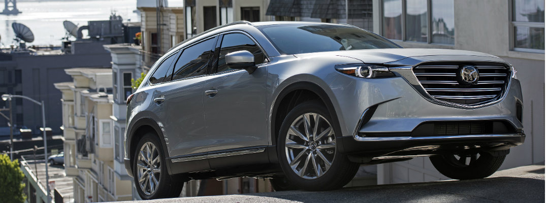 how much room is in the 2016 mazda cx 9. Black Bedroom Furniture Sets. Home Design Ideas