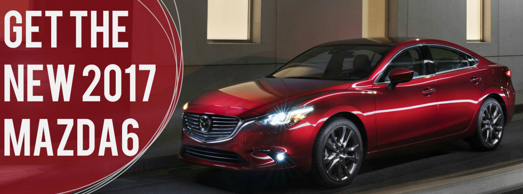 when does the 2017 mazda6 come out?
