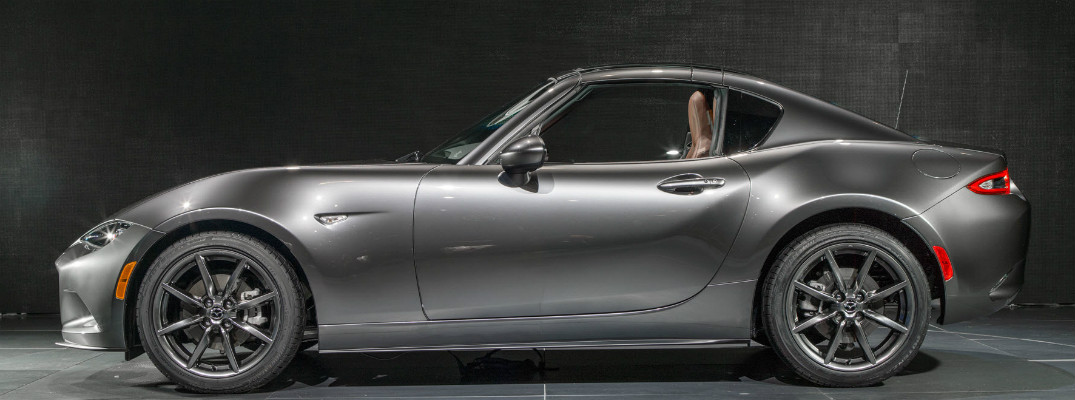 How do you get the 2017 MX-5 Miata RF Launch Edition?