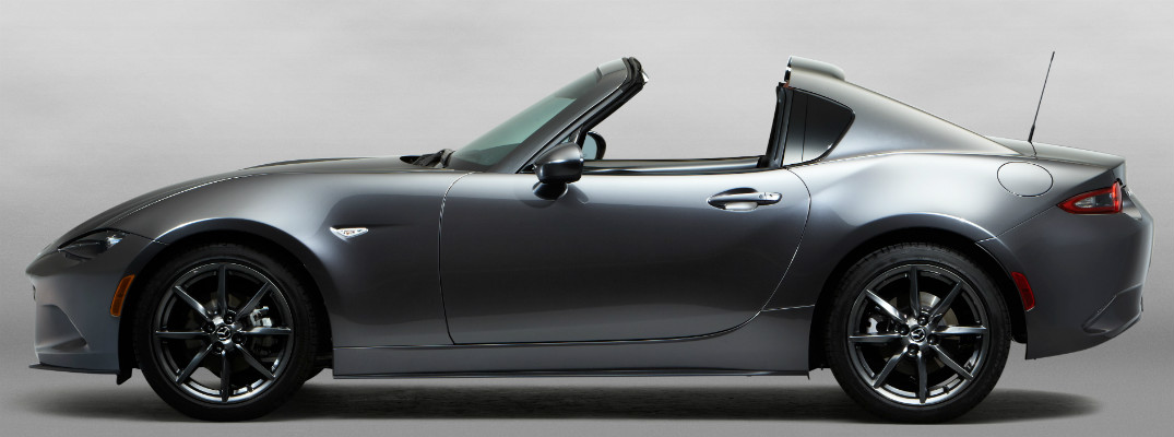 what trims are available for the 2017 mazda mx-5 miata rf?