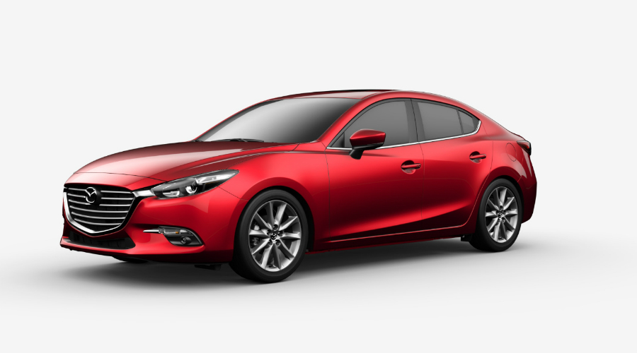 2017 Mazda3 Exterior Paint Color Options Soul Red Metallic B O Holiday Mazda
