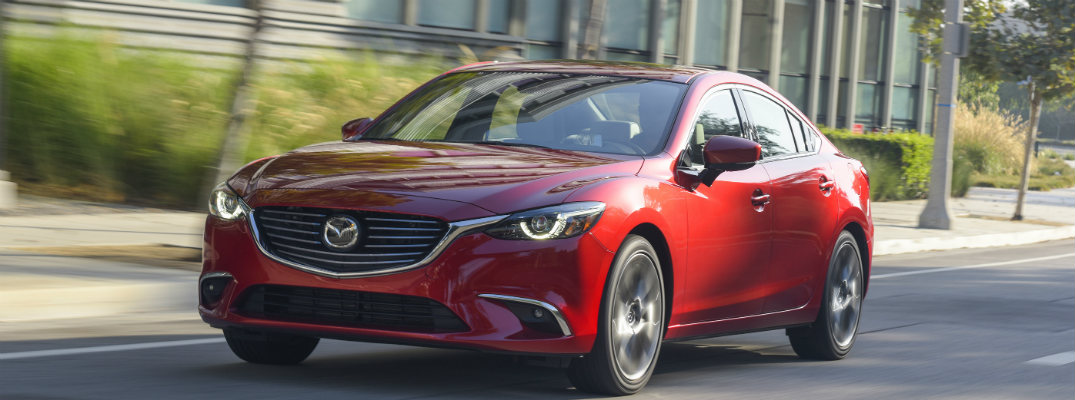 How safe is the 2017 Mazda6?