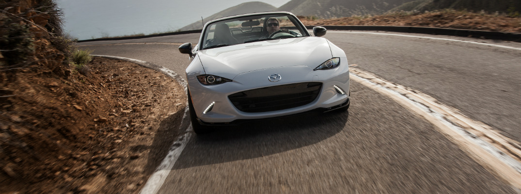 What's New On the 2017 Mazda MX-5 Miata Soft Top?