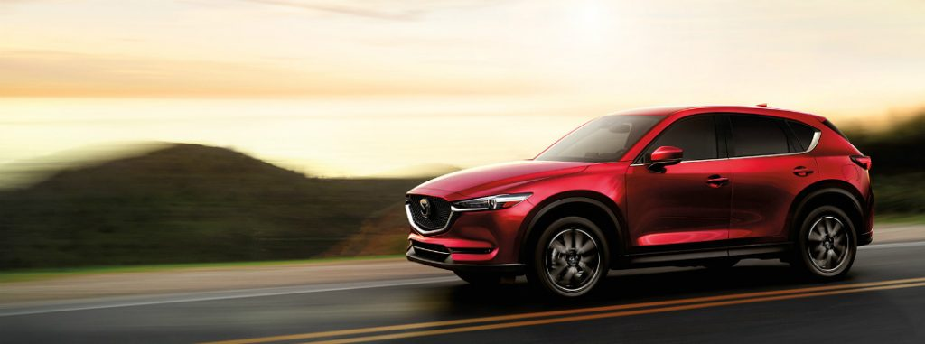 Exterior Colors for the 2017 Mazda CX-5 - Holiday Mazda