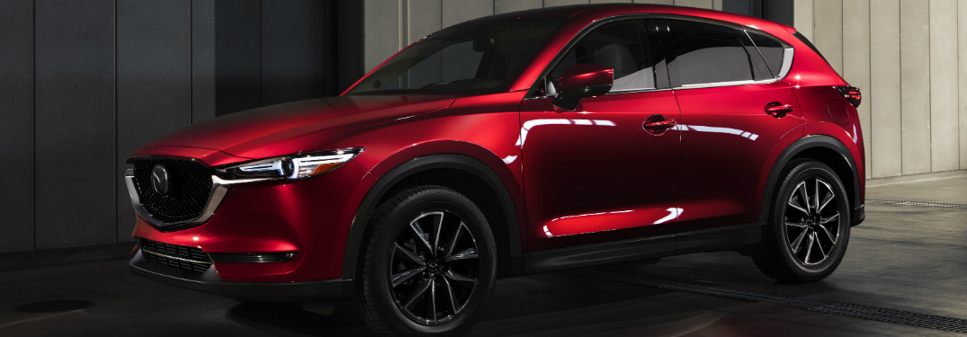 What S New For The 2018 Mazda Cx 5
